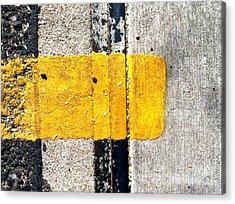 Streets Of Tucson 67 Acrylic Print by Marlene Burns