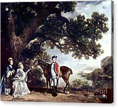 Stubbs Pocklington 1769 Acrylic Print by Granger