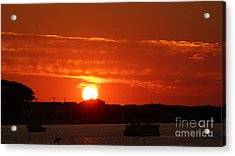Sunrise 7547 Acrylic Print by Chuck Smith