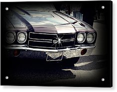 Super Sport Acrylic Print by Desiree Lyon