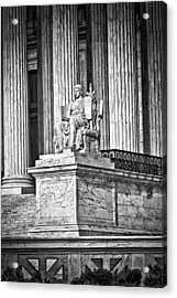 Supreme Court Building 1 Acrylic Print by Val Black Russian Tourchin