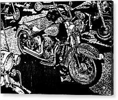 Sweet Ride Acrylic Print by John Tate