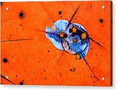 Symphony - Three Acrylic Print by Mudrow S