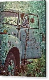 Tailgate Date  Acrylic Print by Jerry Cordeiro