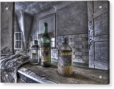 Take Your Soviet Medicine Acrylic Print by Nathan Wright