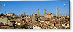 Taly, Emilia-romagna, Bologna, Cityscape Acrylic Print by Bruno Morandi