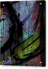 Tears Of My Peal  Acrylic Print by JC Photography and Art