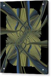 Tendrils Acrylic Print by Tim Allen