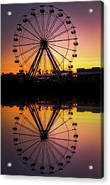 The Big Easy Acrylic Print by Pixel Perfect by Michael Moore