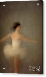 The Dance Acrylic Print by Margie Hurwich