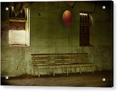 The Forgotten Party  Acrylic Print by JC Photography and Art