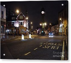 The Jewellery Quarter Acrylic Print by John Chatterley