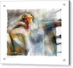 The Last Dance Acrylic Print by Bob Salo