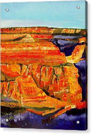 The Magnificent Grand Canyon 2 Acrylic Print by FS Boric