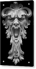 The Scream Acrylic Print by Christine Till