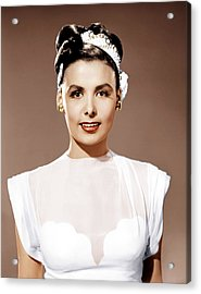 Till The Clouds Roll By, Lena Horne Acrylic Print by Everett