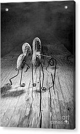 Together 06 Acrylic Print by Nailia Schwarz
