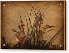 Touch Of Elegance Acrylic Print by Sherri  Of Palm Springs