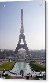 Tour Eiffel Acrylic Print by Rod Jones
