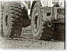 Traction Acrylic Print by Patrick M Lynch