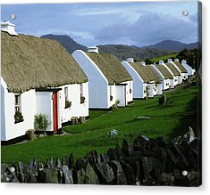 Tullycross, Co Galway, Ireland Holiday Acrylic Print by The Irish Image Collection