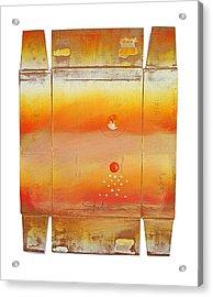 Turner Box Two Acrylic Print by Charles Stuart
