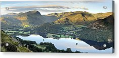Ullswater From Place Fell Acrylic Print by Stewart Smith