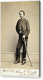 Union Soldier, 1860s Acrylic Print by Granger