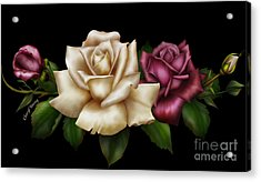 Unity Acrylic Print by Cheryl Young