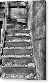 Upstairs  Acrylic Print by JC Findley