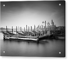 Venetian Dream Acrylic Print by Nina Papiorek
