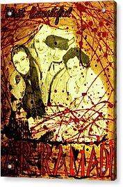 Visit Beautiful Ar Ramadi Acrylic Print by Michelle Dallocchio