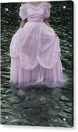 Water Bride Acrylic Print by Joana Kruse