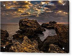 Westcoast Wonders Acrylic Print by Dave Kelly