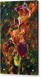 Whirlpool Acrylic Print by Petro Bevza