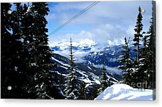 Whistler View  2 Acrylic Print by Tanya  Searcy