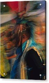 Wind Dancer Acrylic Print by Stan Williams