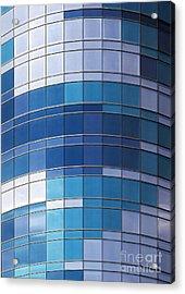 Windows Acrylic Print by Jane Rix