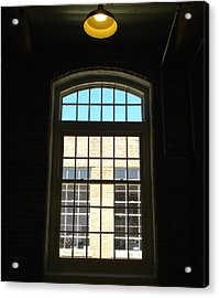 Windows  Acrylic Print by Sandi OReilly