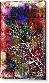 Winter Wishes Acrylic Print by Judi Bagwell
