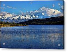 Wonder Lake Acrylic Print by Rick Berk