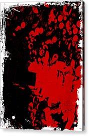 Woof Woof Acrylic Print by Lynn Thomson