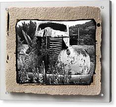 Wreck 1 Acrylic Print by Mauro Celotti
