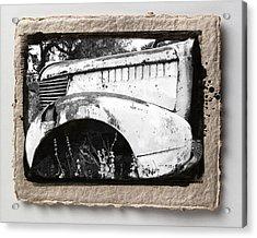 Wreck 2 Acrylic Print by Mauro Celotti