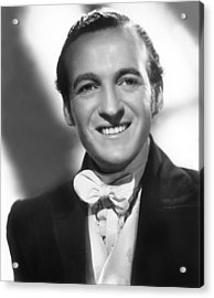 Wuthering Heights, David Niven, 1939 Acrylic Print by Everett