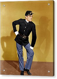 Yankee Doodle Dandy, James Cagney, 1942 Acrylic Print by Everett