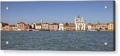 Zattere - Venice Acrylic Print by Joana Kruse