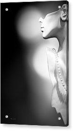 Nod And A Whisper Acrylic Print by Bob Orsillo