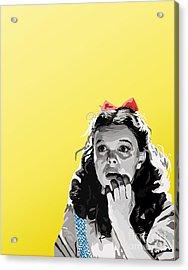 010. Follow Acrylic Print by Tam Hazlewood