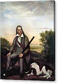John James Audubon Acrylic Print by Granger